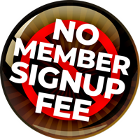 No Signup Fee