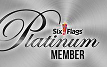 Platinum Membership card