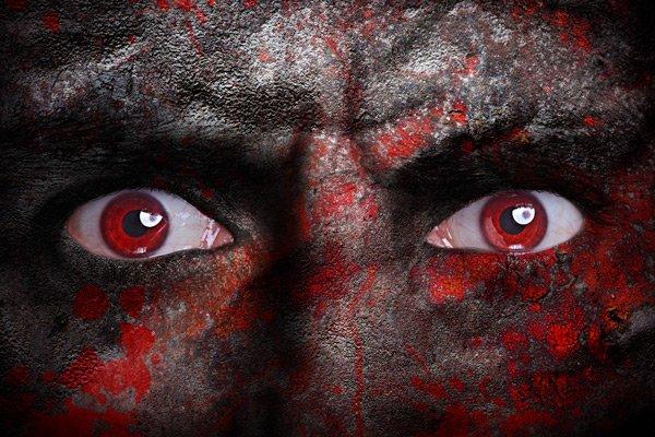 Vampire Eyes - Fright Fest